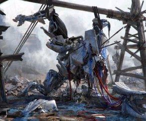 Прекрасные концепты Horizon: Zero Dawn отхудожников «Игры престолов»