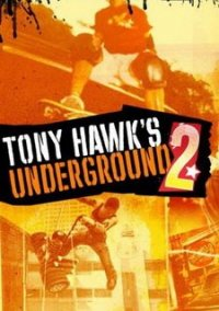 Обложка Tony Hawk's Underground 2