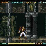 Скриншот Zenki: Rettou Raiden
