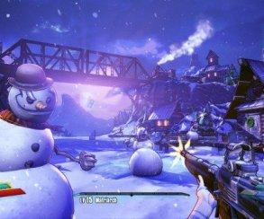 Borderlands 2 завершит трилогию дополнений битвами со снеговиками