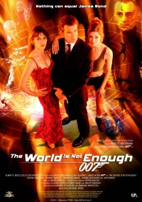 Обложка The World Is Not Enough