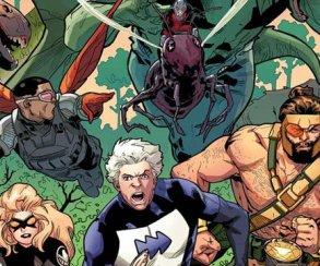 Marvel анонсировало еще один комикс-ваншот о восстании против Гидры