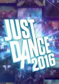 Обложка Just Dance 2016