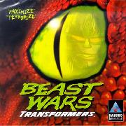 Обложка Beast Wars: Transformers