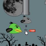 Скриншот Bird Flyer - Avoid Pipe Collision – Изображение 1