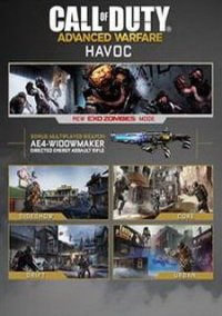 Обложка Call of Duty: Advanced Warfare - Havoc