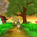 Скриншот Невероятные приключения кота Парфентия в деревне – Изображение 11