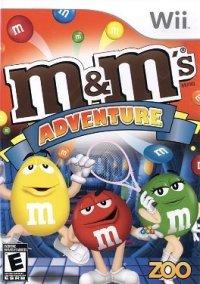 Обложка M&M's Adventure