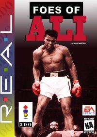 Обложка Foes of Ali