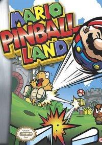 Обложка Mario Pinball Land