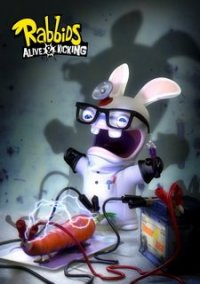 Обложка Raving Rabbids: Alive and Kicking