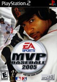 Обложка MVP Baseball 2005