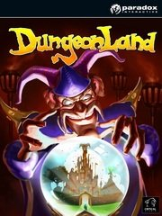 Обложка Dungeonland