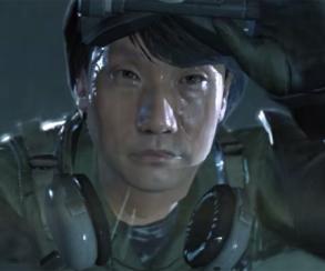 Моддеры сделали Хидэо Кодзиму главным героем MGS 5: Ground Zeroes