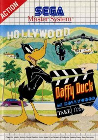 Обложка Daffy Duck in Hollywood