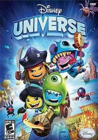Обложка Disney Universe