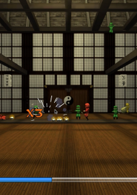 Обложка Ninja Gold Rush