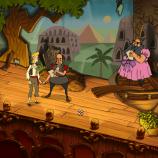 Скриншот Curse of Monkey Island
