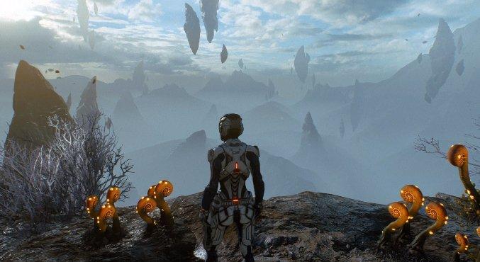 Andromeda, которую мы заслужили. Старт конкурса!
