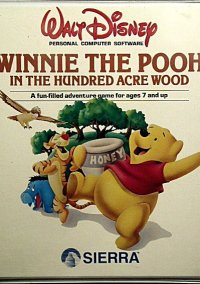 Обложка Winnie the Pooh in the Hundred Acre Wood