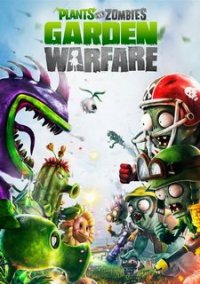 Обложка Plants vs Zombies: Garden Warfare