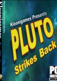 Обложка Pluto Strikes Back