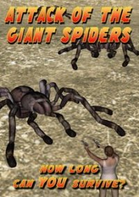 Обложка Spider Attack