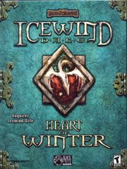 Обложка Icewind Dale: Heart of Winter