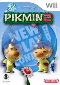 Обложка New Play Control!: Pikmin 2