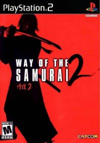Обложка Way of the Samurai 2