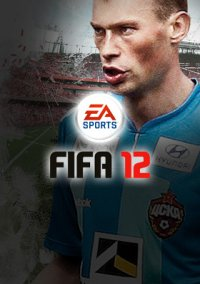 Обложка FIFA 12