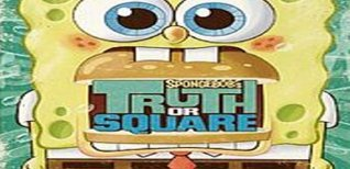 SpongeBob's Truth or Square. Видео #1