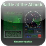 Обложка Battle at the Atlantic