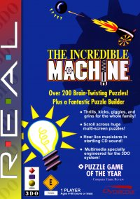 Обложка The Incredible Machine