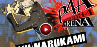 Persona 4 Arena. Видео #1
