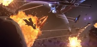 Elite: Dangerous. Трейлер с GDC 2015