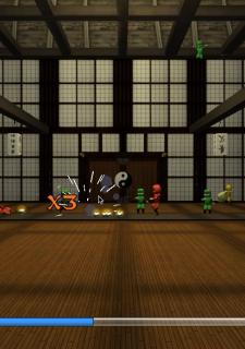 Ninja Gold Rush
