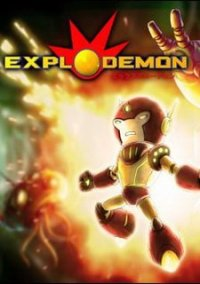 Обложка Explodemon!