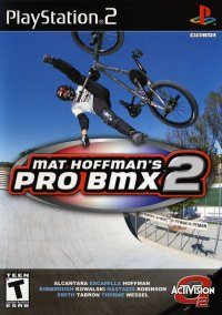 Обложка Mat Hoffman's Pro BMX 2