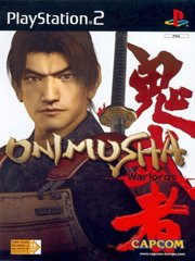 Обложка Onimusha: Warlords