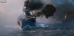 World of Warships. Трейлер к старту ОБТ