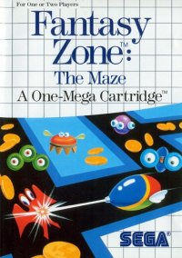 Обложка Fantasy Zone: The Maze