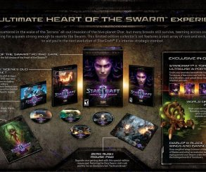 StarCraft II: Heart of the Swarm выйдет весной