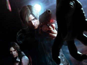 Gamescom 2012: игры Capcom, факты и первые впечатления - Resident Evil 6, Devil May Cry, Lost Planet