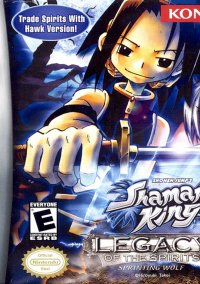 Обложка Shaman King: Legacy of the Spirits, Sprinting Wolf
