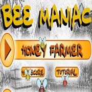 Обложка Bee Maniac
