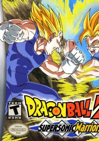 Обложка Dragon Ball Z: Supersonic Warriors