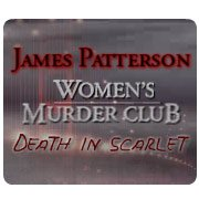 Обложка James Patterson Women's Murder Club: Death in Scarlet