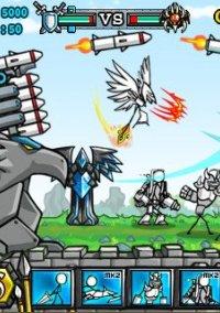 Обложка Cartoon Wars 2