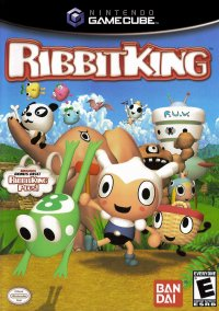 Обложка Ribbit King
